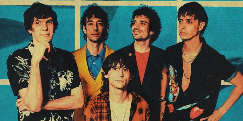 Lollapalooza Chile 2020: The Strokes comparte nueva canción de su próximo álbum The New Abnormal